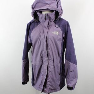 Vintage The North Face Goretex Hooded Jacket Small